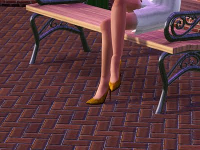 Sims 3 Updates - Downloads / Fashion / Shoes - page 1