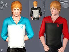 Sims 3 clothes, fashion, clothing, top, male