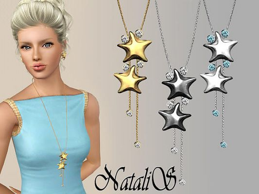 Sims 3 jewelry, accessories, necklace, female