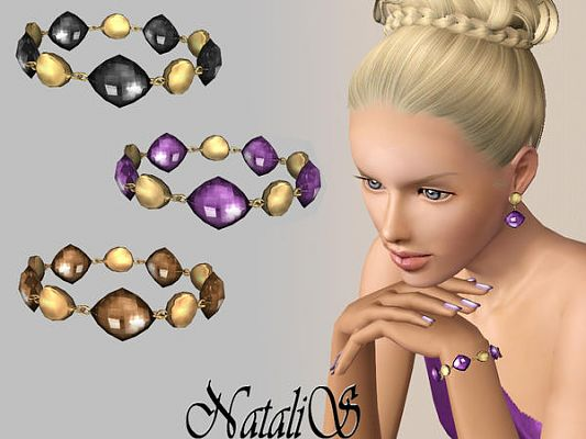 Sims 3 bracelet, jewelry, accessories, female