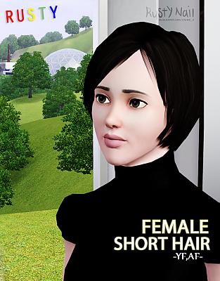 Sims 3 Updates Downloads Fashion Genetics Hair Page 1