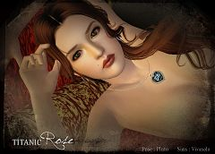 Sims 3 accessories, earrings, necklace, pendant