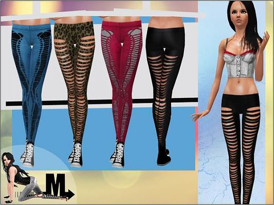 Sims 3 outfit, set, fashion