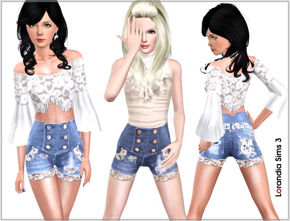 B-bettina's inspired by balmain 5 outfits pt2.