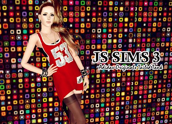 Sims 3 Hipster Clothes Sims 3 Top Tank Clothes