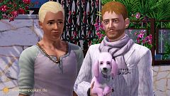 Sims 3 sim, sims, model, sims3, male, pet