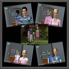 Sims 3 sim, sims, model, sims3, female, male