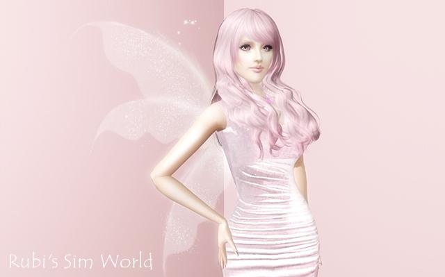Sims 3 Updates - Rubi Sims World : Fee Calista by Rubi