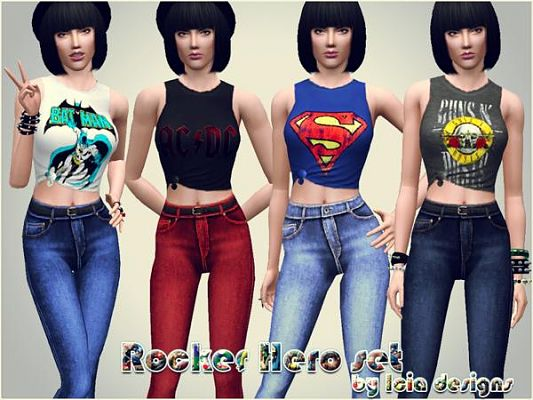 Sims 3 Hipster Clothes Sims 3 Cloth Clothes