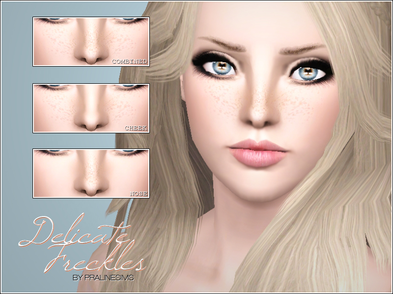 My Sims 3 Blog: Freckles Part 1 by Vasilla