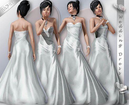 Sims 3 Wedding Dress. Great Wedding Dressessims With Sims Wedding Dress. Trendy Sims Updates With Sims Wedding Dress. Stunning S