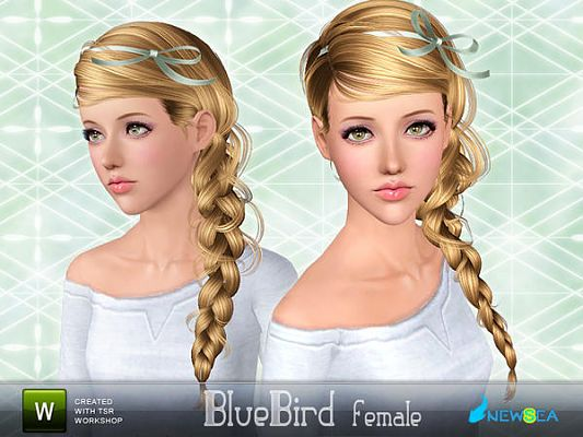 Brilliant Sims 3 Updates Downloads Fashion Genetics Page 75 Hairstyles For Men Maxibearus
