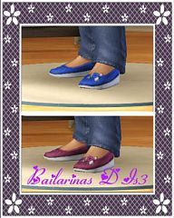 Sims 3 shoes, female, fashion style