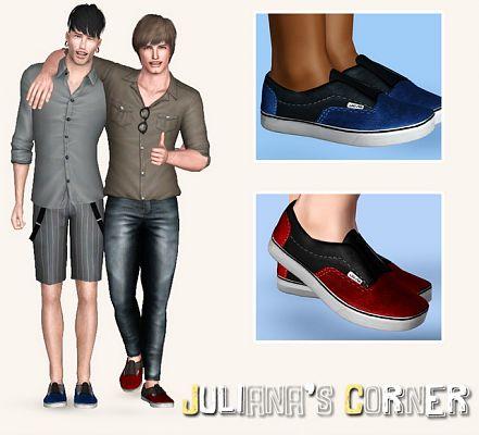 Sims 3 Updates - Juliana Sims : Vans Shoes by Juliana