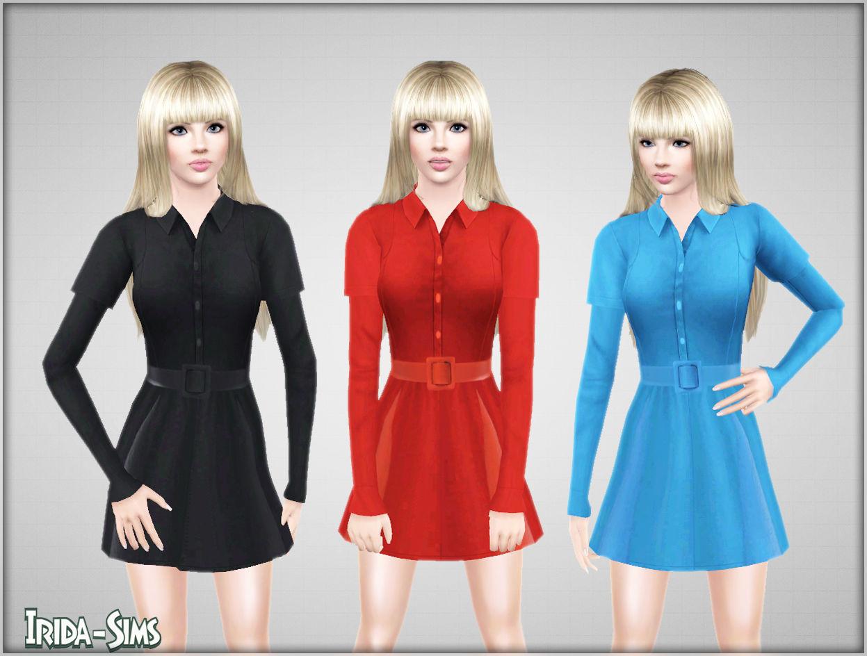 Одежда в формате sims3pack 11
