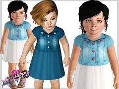 Sims 3 outfit, clothes, sims