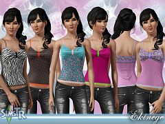Sims 3 fashion, clothing, clothes, sims, women