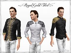 Sims 3 top, shirt, outfit, clothing, male
