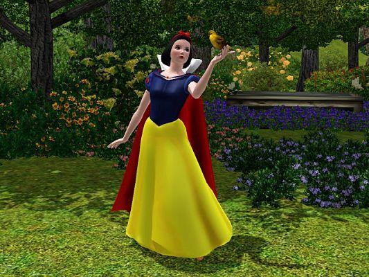 Как создать принцессу в симс 4