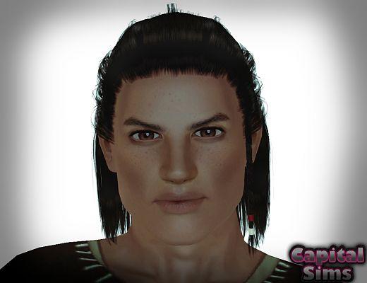 Sims 3 hair hairstyle female sims3 sims 3
