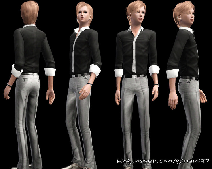 Sims 3 Male Shirts ✓ The Halloween and Makeup
