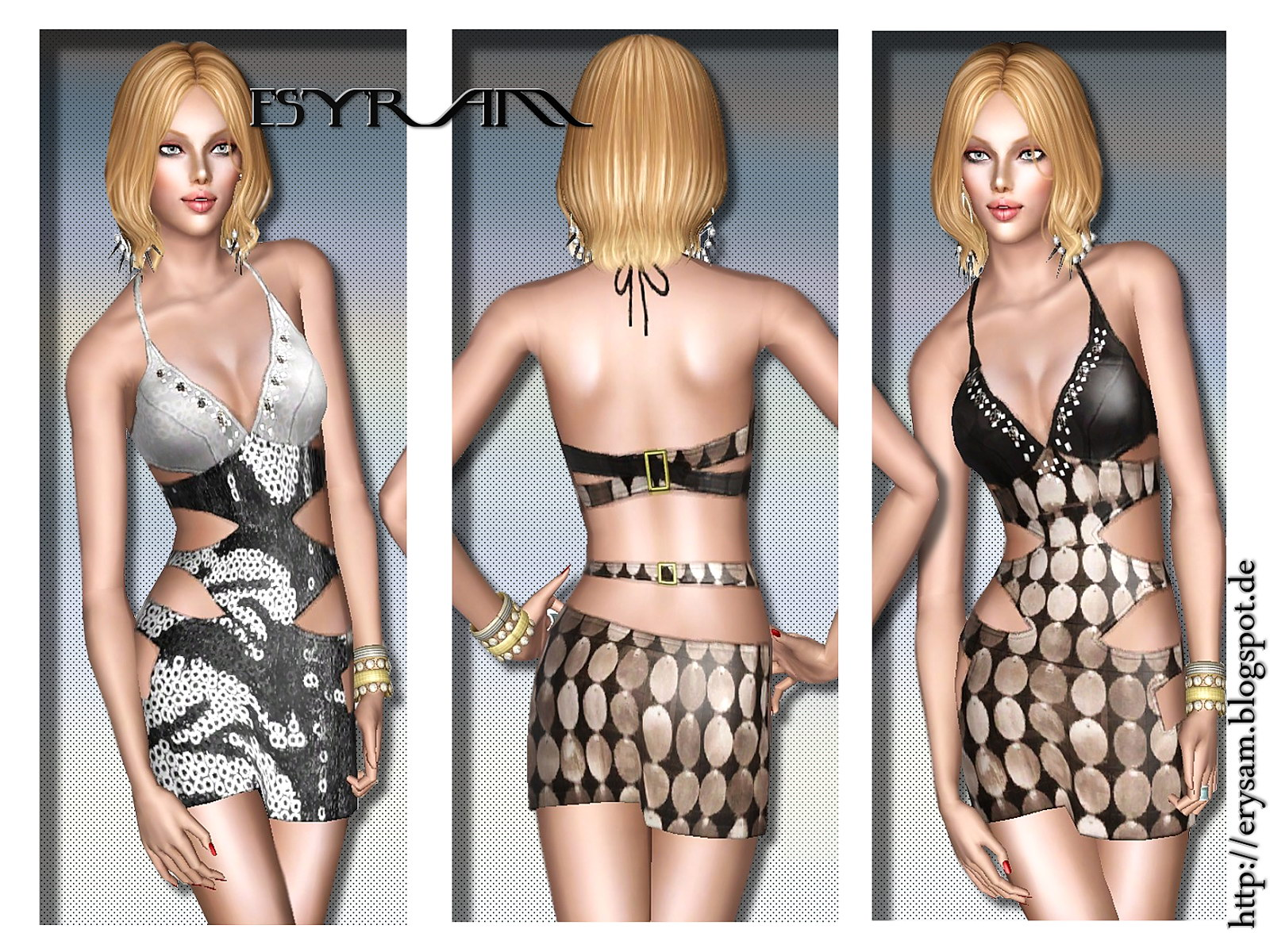 Custom content for sims 3 nude hentia video