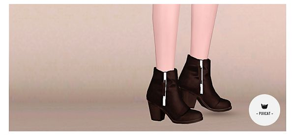 Sims 3 boots, shoes, sims3
