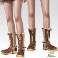Sims 3 shoes, boots, female, fashion