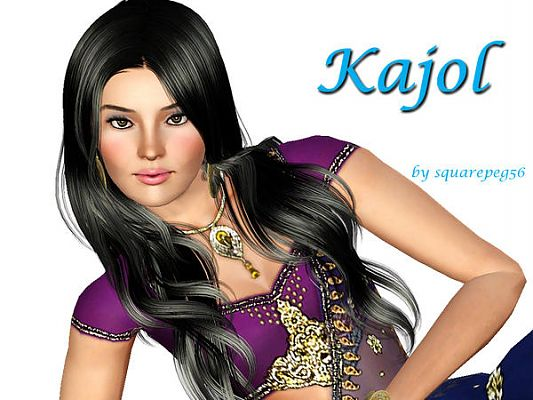 Sims 3 Updates - The Sims Resource : Kajol Devgn by