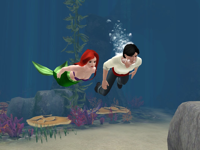 Mermaids in The Sims 4 — The Sims Forums