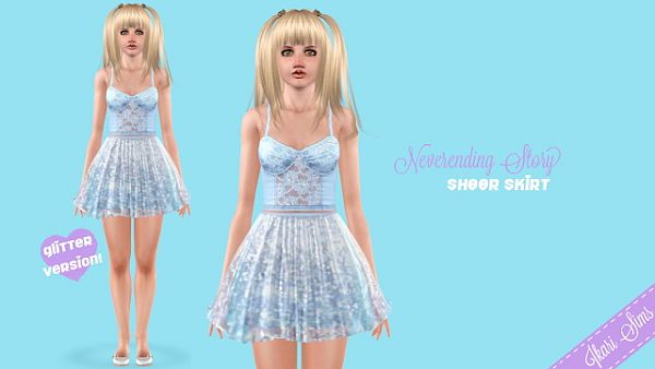 Sims 3 skirt, clothing, clothes