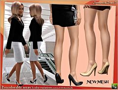 Sims 3 shoes, heels