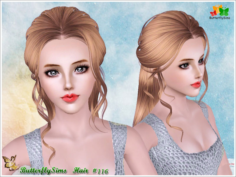 Sims 3 Updates - Downloads / Fashion / Genetics / Hair - page 107