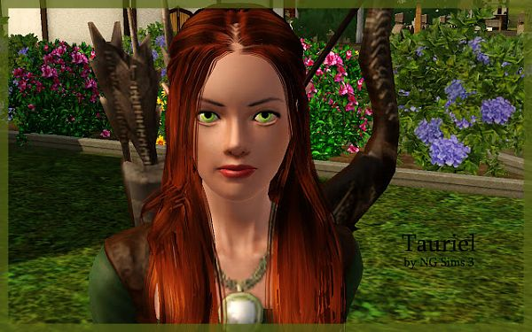Sims 3 sim, sims, model, sims 3, female, elf