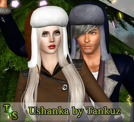Sims 3 accessory, hat