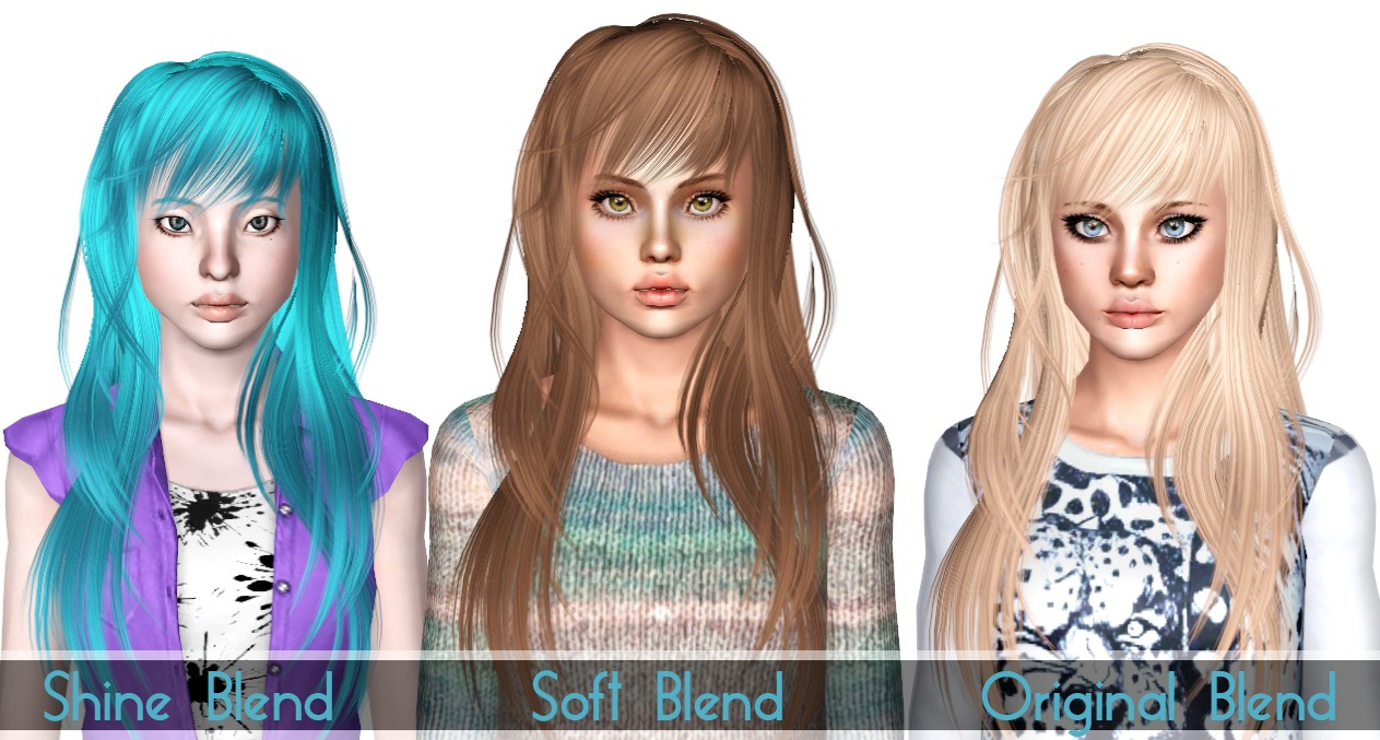 Sims 3 Updates Downloads Fashion Hair Page 112