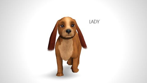 Sims 3 dog, pet, animals