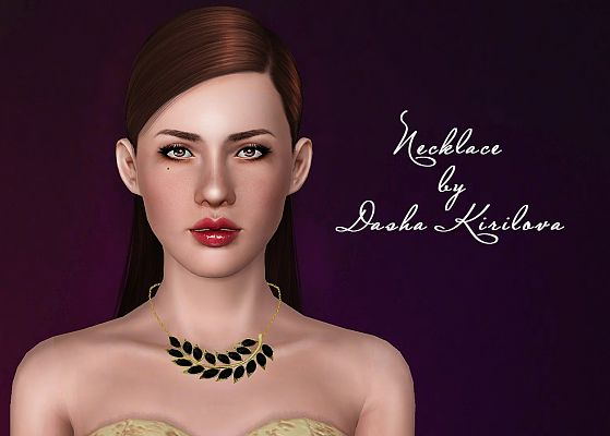 Sims 3 jewelry, ring, accessory, necklace