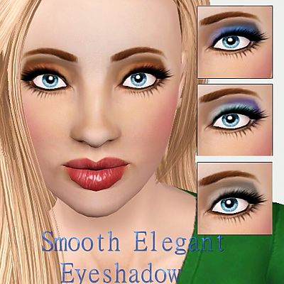Sims 3 eyeshadow, makeup, fashion, sims3