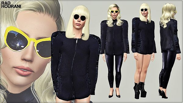 Sims 3 cloth, clothing, outfit