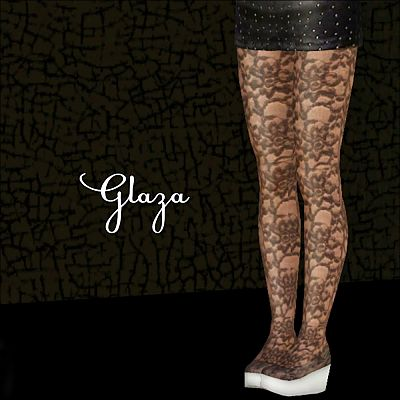 Sims 3 tights, accessories, female, fashion