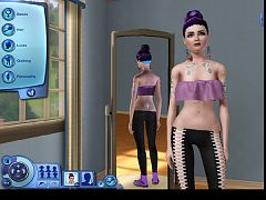 Sims 3 tattoo, tattoos