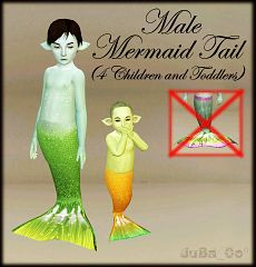 Sims 3 tail