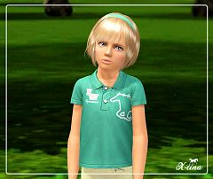 Sims 3 shirt, top, fashion