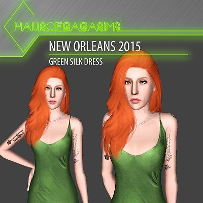 Sims 3 dress, outfit