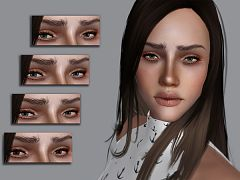 Sims 3 lenses, contact lenses