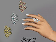 Sims 3 ring, jewelry