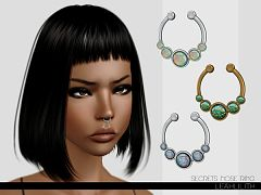 Sims 3 nose, ring, jewelry