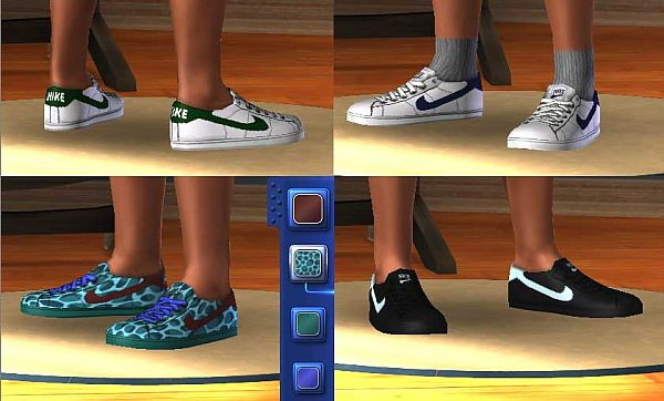 huge selection of 48980 3fd99 Sims 3 Updates - Downloads   Fashion   Shoes - page 1