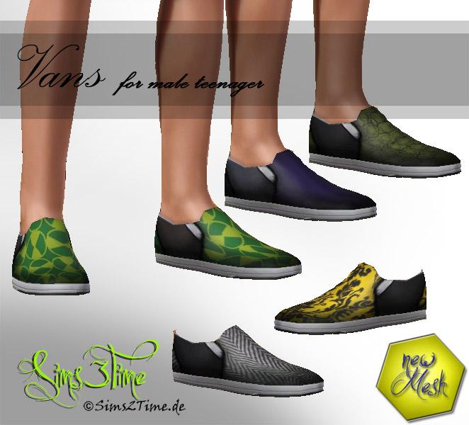 meet b8ea5 ac704 Sims 3 Updates - Downloads   Fashion   Shoes   Teen - page 1
